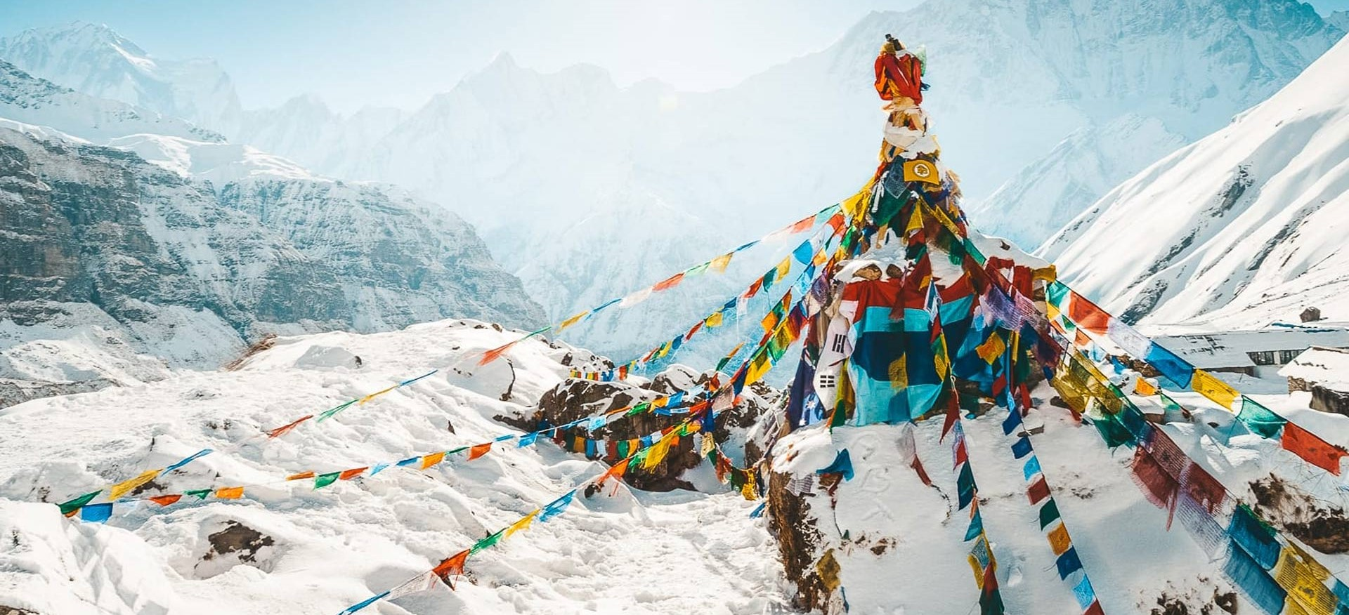Everest Base Camp and fly back by helicopter